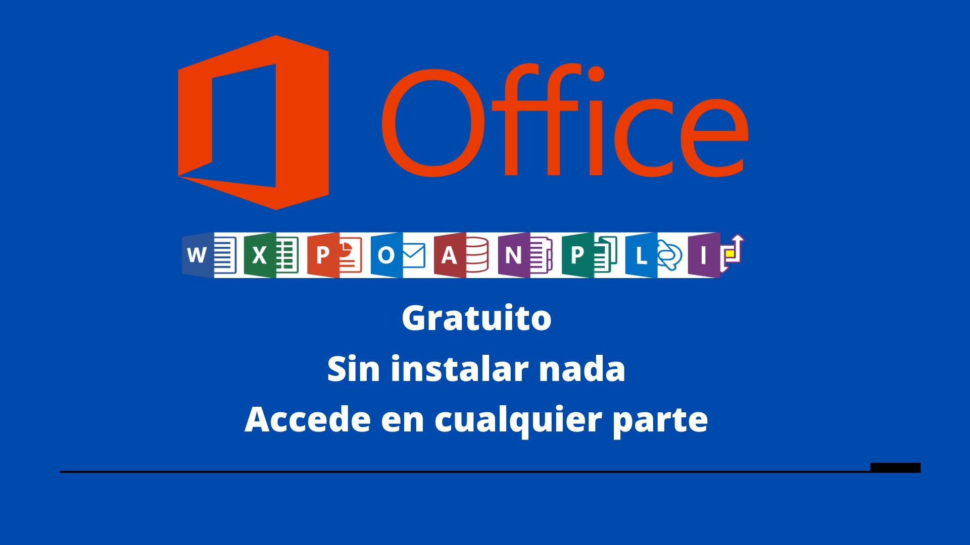 Miniatura Pildora Office Online